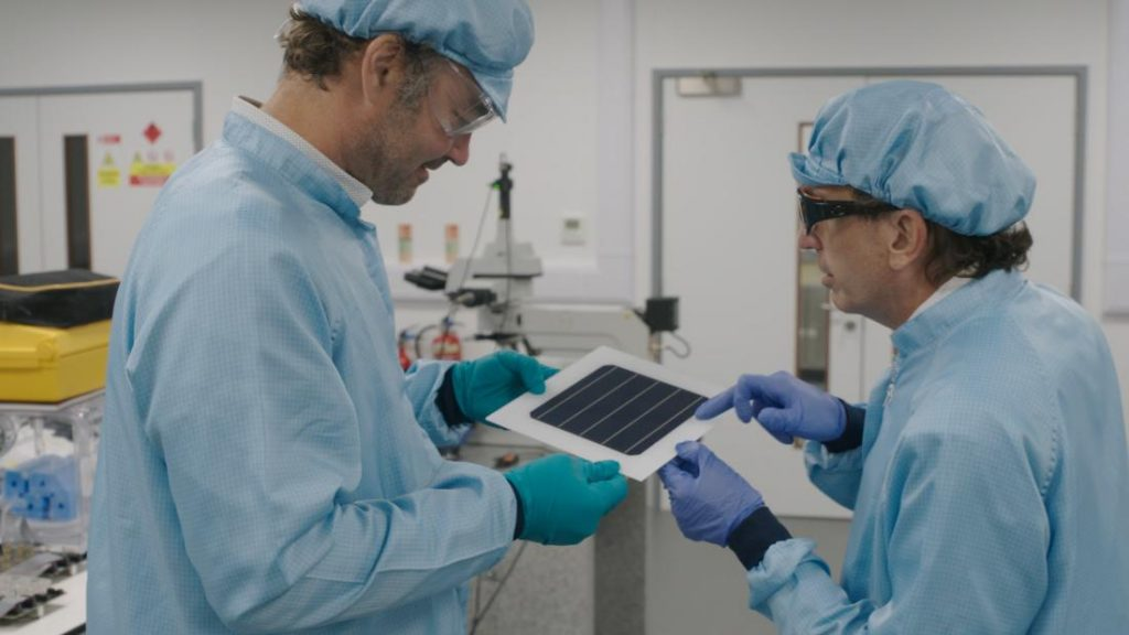 Perovskites could transform solar power