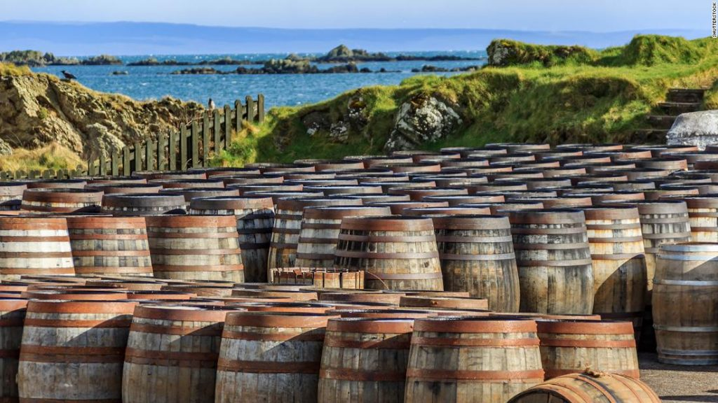 Scotland's whisky islands are dealing with a huge Covid hangover