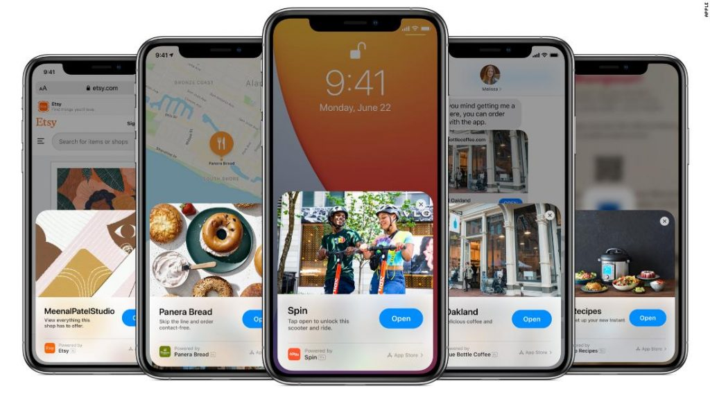 iOS 14: Apple wants mini apps to reinvent the way you use your phone. China led the way