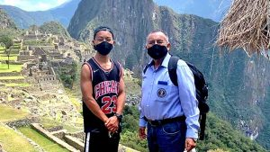 Machu Picchu reopens for a single tourist who's been stranded in Peru for seven months
